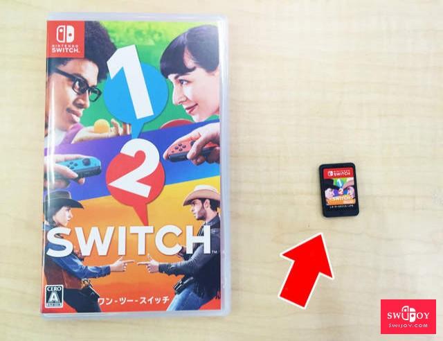 舔舔看《Nintendo Switch的卡匣味道很苦》其实是意外阻止二手市场的妙招? - 图片2