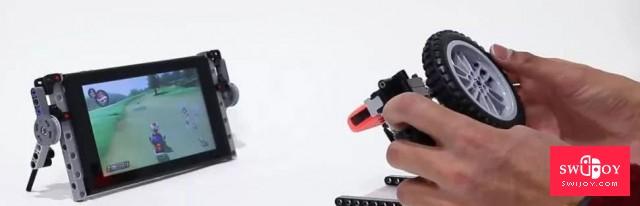 比官方Labo更耐玩 达人自制3D打印乐高款Labo游戏外设