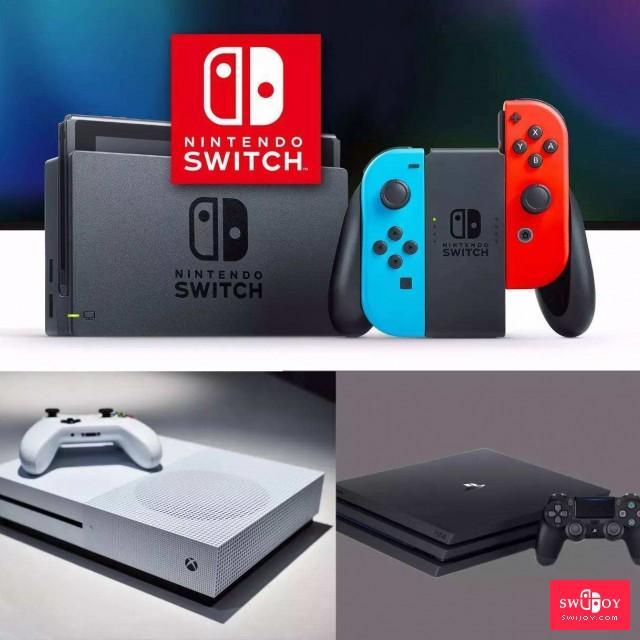 任天堂表示未来或将提升Switch硬件性能