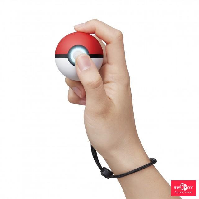 300块买个球!任天堂Switch精灵球Plus详解
