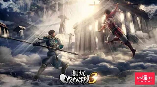 《无双大蛇3》公开Switch版实机画面宣传片