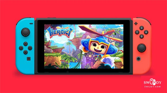 Switch童话风冒险解密手游《Heroki》今夏发售