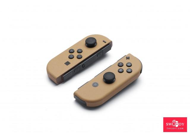 只想占为己有 Labo纸箱风格的Switch