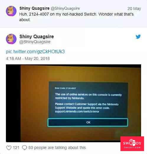 与任天堂斗其乐无穷 来看看Switch跟黑客的纠葛