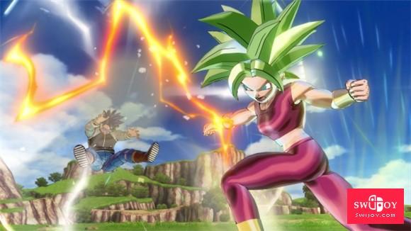 """Switch《龙珠:超宇宙2》DLC角色""""凯芙拉""""首批截图公布"""
