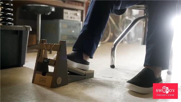 助力Switch 任天堂Labo汽车套装Vehicle Kit将于9月发售