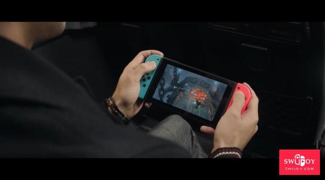 暴雪正式宣布Switch《暗黑破坏神3》主机掌机双模式60FPS