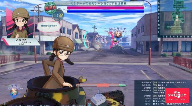 早期购买有福利 Switch《少女与战车:战车梦幻大会战DX》明年2月发售