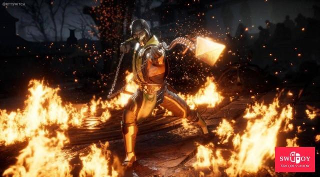 TGA 2018:经典格斗游戏《真人快打》Switch版明年4月发售