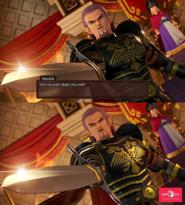 和PS4差距不大 Switch《勇者斗恶龙11S》首批物料公开