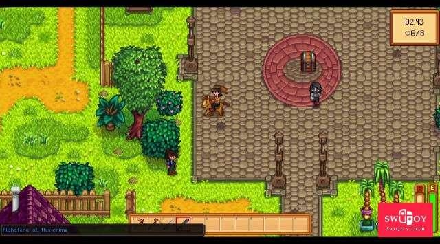 农场变屠场!玩家自制Switch《星露谷物语》大逃杀MOD