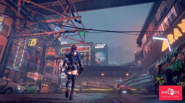 白金工作室Switch动作游戏新作《星神链》8月30日发售
