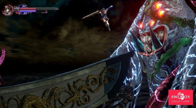 Switch恶魔城风格游戏《血污:夜之仪式》今夏发售