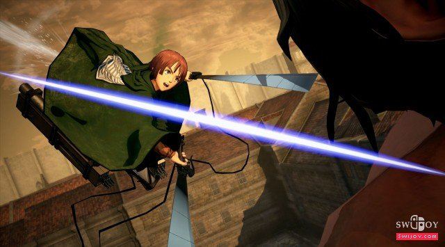 Switch《进击的巨人2》新角色公开本月28日开启中文版预购
