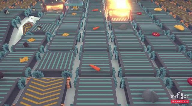 Switch解谜游戏《自动机械大厨》计划今夏发售