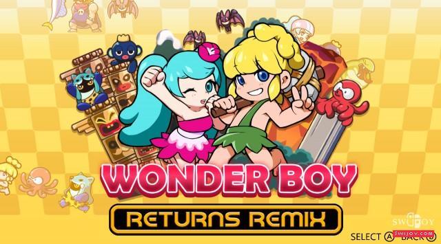 Switch复刻版《神奇小子》5月23日发售