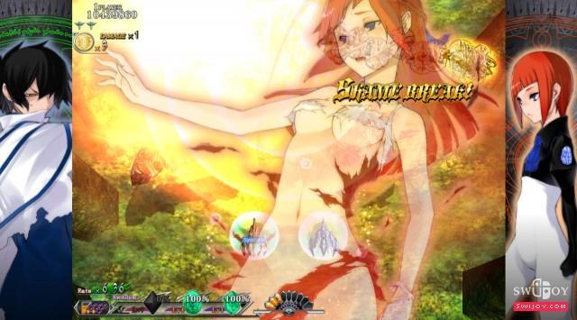 Switch射击游戏《女神骑士团:爆裂》开启预购