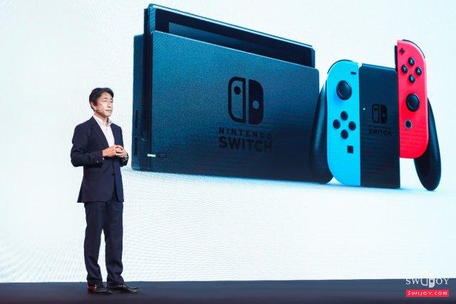 腾讯Nintendo Switch媒体见面会正式举办
