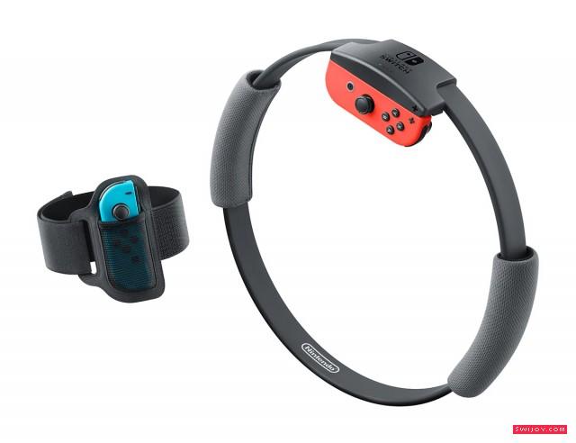 Switch全新配件Ring-Con游戏《健身环大冒险》详细玩法公开