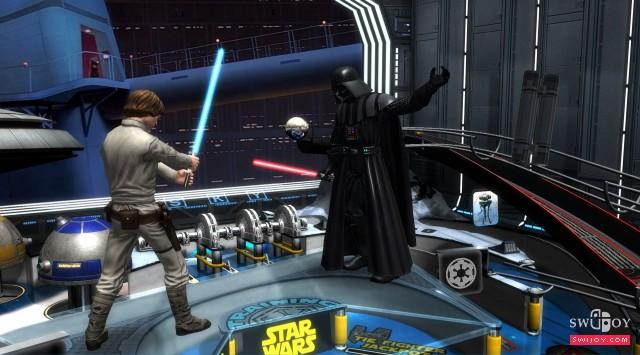 Switch首个星战游戏《星球大战:弹珠台》将于12月发售