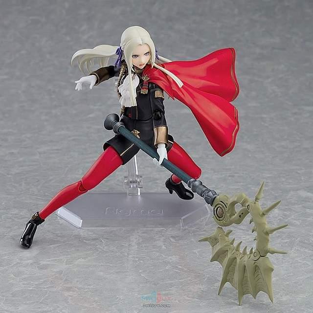 Switch《火焰纹章:风花雪月》皇女手办将于明年7月发售