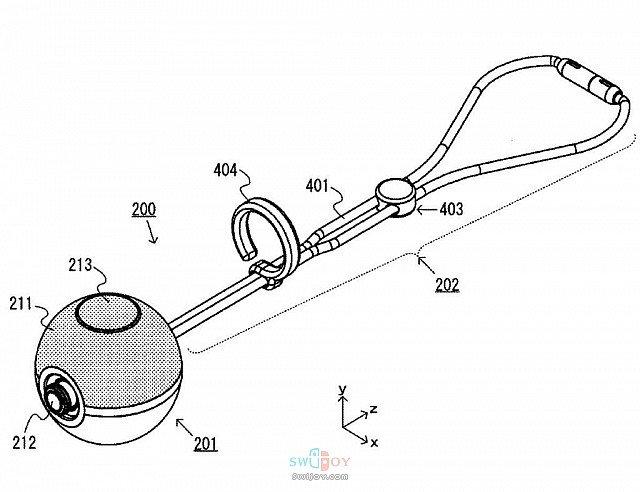 任天堂在日本注册精灵球Plus五项新专利