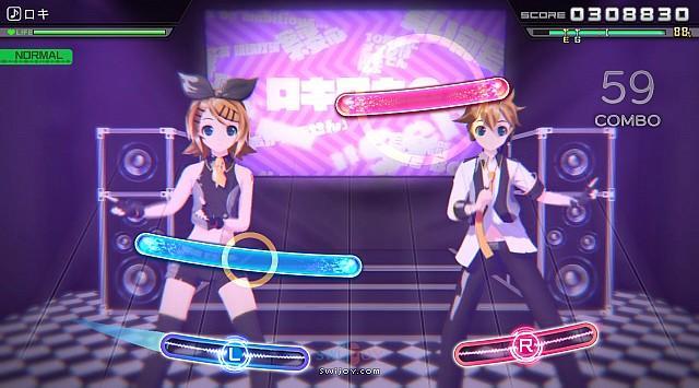 Switch《初音未来:歌姬计划MEGA39's》新增两首乐曲