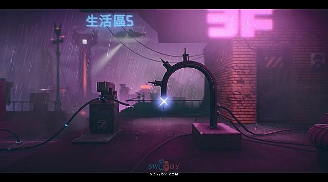 Switch赛博朋克解谜游戏《第七区》将于2月5日发售
