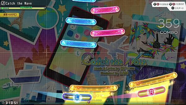 Switch《初音未来:歌姬计划MEGA39's》练习模式截图曝光