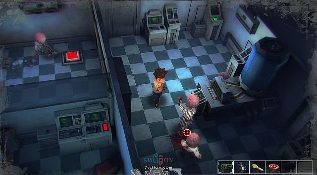 Switch国产冒险动作游戏《秘馆疑踪》将于本月底发售