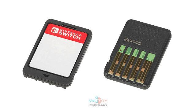 瞬间打脸 64GB游戏卡带成本高 Switch并不会采用