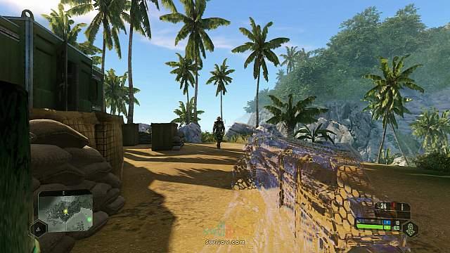 Switch版《孤岛危机:复刻版》截图曝光 预购开启