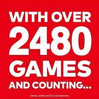 Switch游戏不够玩?任天堂官方回应:2500款游戏还少?