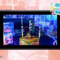 Switch《初音未来:歌姬计划MEGA39's》中文宣传片发布