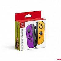 Switch两款全新配色的Joy-Con手柄将于今秋发售