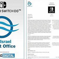 任天堂在以色列注册新商标Nintendo Switch Do