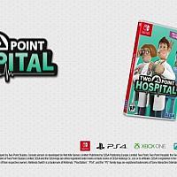世嘉《双点医院》Switch移植版将于年内发售