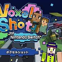 我的世界画风游戏《像素射击》Switch版今日发售