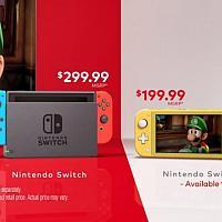 任天堂Switch Lite新宣传片公布