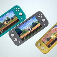 任天堂再次预热Switch Lite全新宣传广告公布