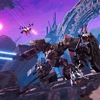 Switch《机甲战魔》真人宣传片公布本月13日发售