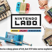 任天堂计划与教育机构合作 将Switch和Labo引进教室