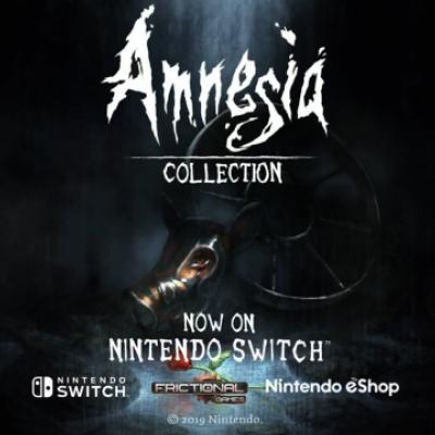 Switch恐怖游戏《失忆症》今日发售