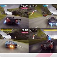 Switch《狂野飙车9》将于10月9日发售