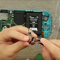 Switch Lite并没有更换漂移摇杆组件