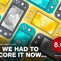 IGN表示Switch Lite是替代3DS的不二之选