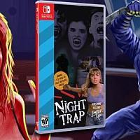 曾被任天堂拒之门外的真人三俗游戏《午夜陷阱》重制版登陆Switch