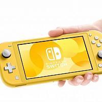Switch Lite成为日本市场首发销量第二高机型