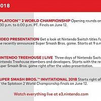 6月E3电玩展上任天堂将公布Switch《任天堂明星大乱斗》新消息及试玩机台