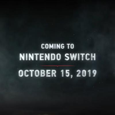Switch《巫师3》中文版为港版独占